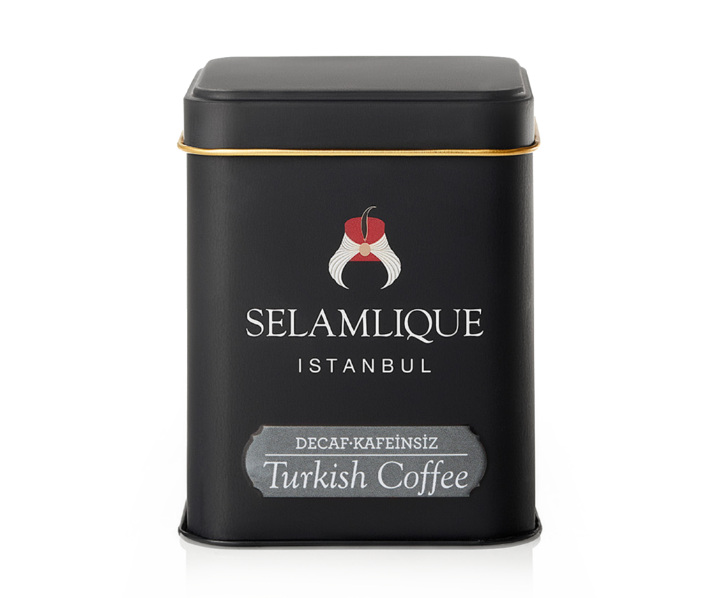 Turkish Coffee Decaf