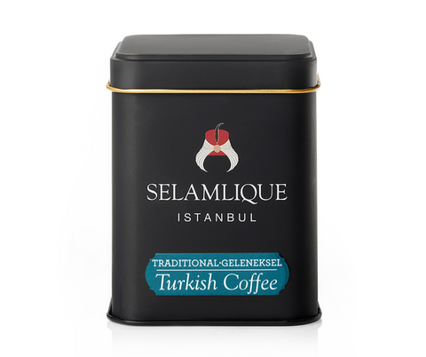 Turkish Coffee Traditional