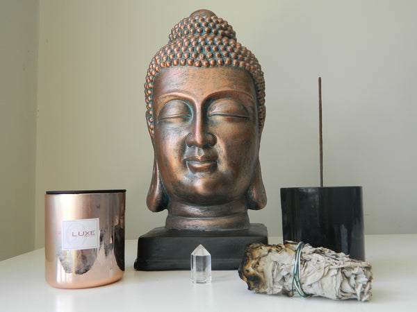 Luxe Soy Candles (copper)