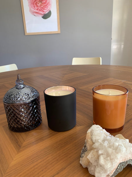 Luxe Trio Candle Set