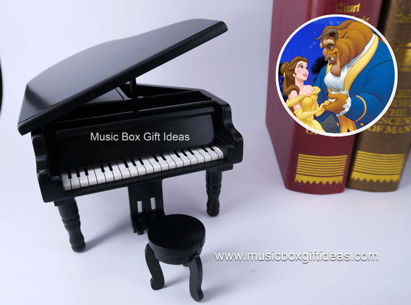 Piano Musical Jewelry Box Music Box Gift Ideas