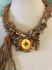 Rags to Richness Necklace