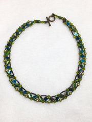 Tila Ric Rac Necklace