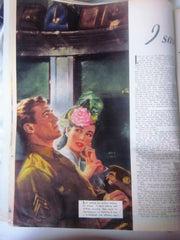 McCall's Vintage Magazine October 1944 - Great Sewing Patterns - 6