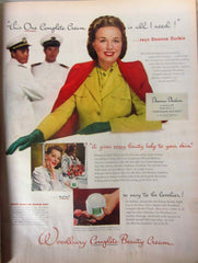 McCall's Vintage Magazine October 1944 - Great Sewing Patterns - 4