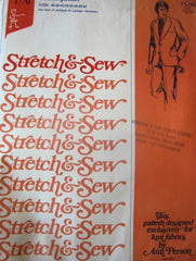 Stretch & Sew 1770 Men's Classic Jacket Sewing Pattern Chest 36 to 50 - Great Sewing Patterns - 2