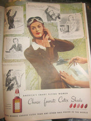 McCall's Vintage Magazine September 1944 - Great Sewing Patterns - 7