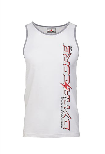 Men's Pro-Fit Vertical Tank - Dyna-Core labs