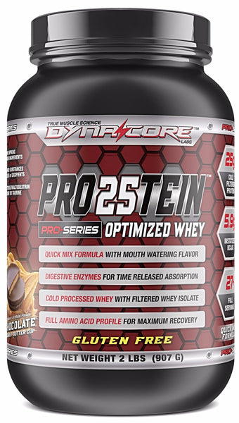 Pro25tein Optimized Whey Protein