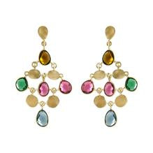 Marcia Moran Adora Chandelier Earrings