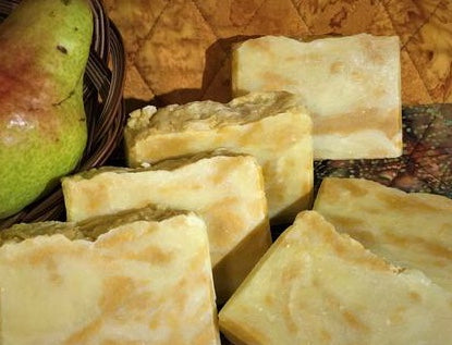 Perfect Pear Artisan Soap