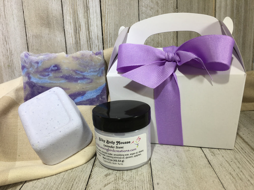 Lavender Lover's Gift Set