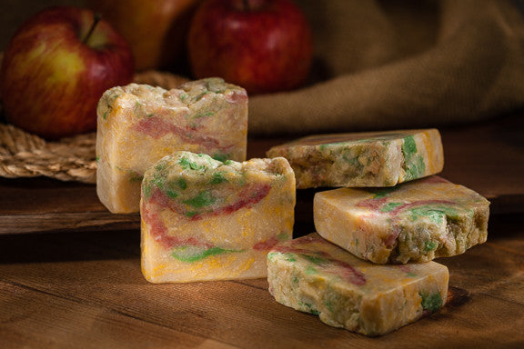 Fresh Apple Scented Soap