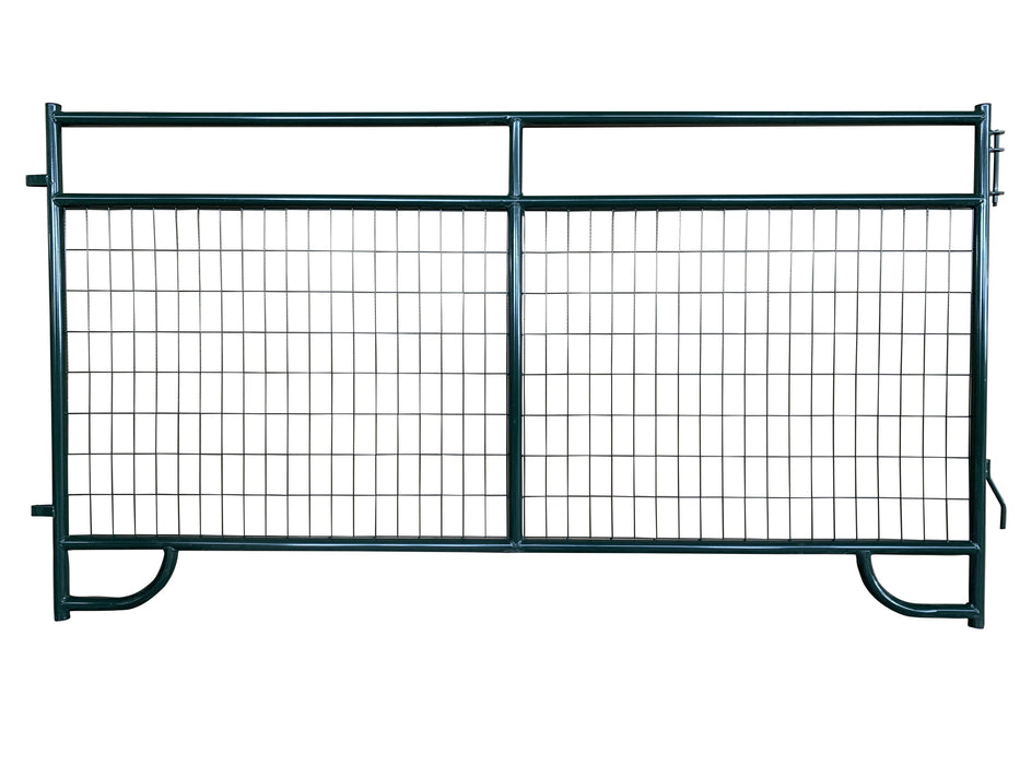 5' x 10' Livestock Corral Mesh Panels and Gates (58 panels & 2 gates packed in one skid)
