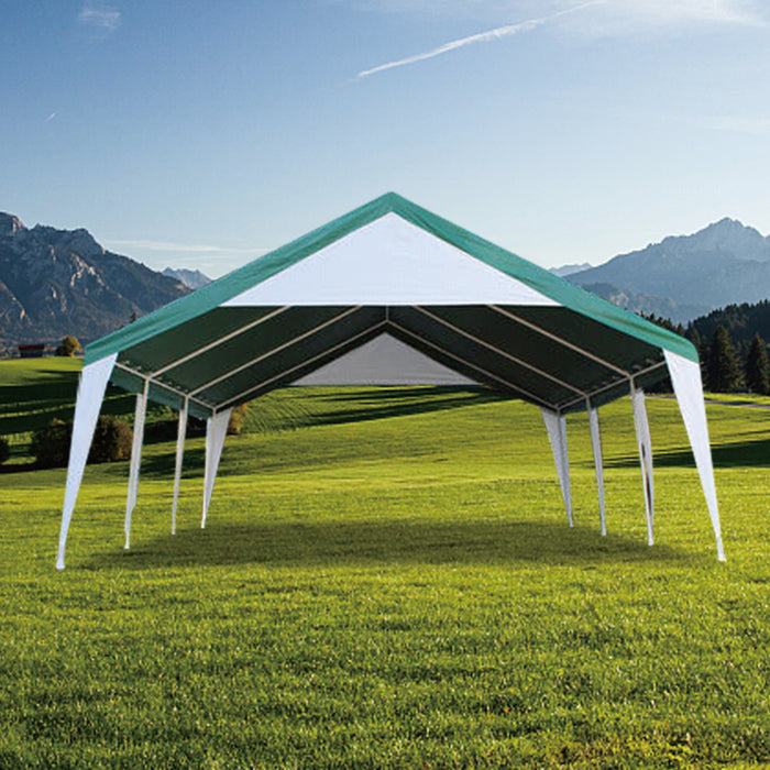 20' x 20' Outdoor Party Tent with Removable Walls - for Weddings, Venues, BBQs