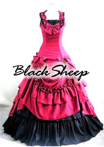 Black Sheep Bride - Gowns
