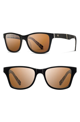 'Canby - Pendleton' 54mm Polarized Sunglasses - Alternative Measures