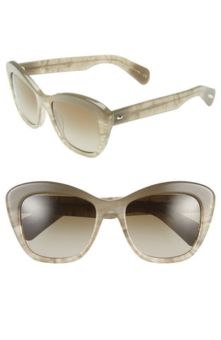 'Emmy' 55mm Sunglasses - Alternative Measures