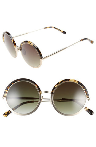 'Halsey' 50mm Retro Sunglasses - Alternative Measures