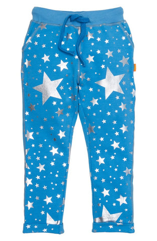 'Starshine' Organic Cotton Blend Sweatpants (Toddler Girls, Little Girls & Big Girls) - Alternative Measures
