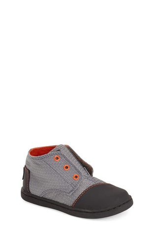 'Paseo' Mid Bootie (Baby, Walker & Toddler) - Alternative Measures