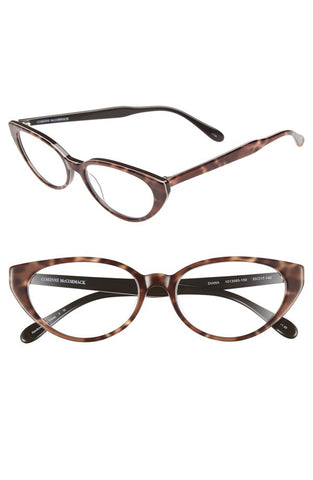 'Diana' 53mm Cat Eye Reading Glasses - Alternative Measures