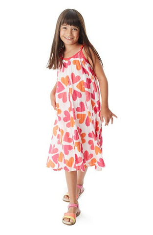 'Koko - Heart Flower' Dress (Toddler Girls, Little Girls & Big Girls) - Brides & Bridesmaids - Wedding, Bridal, Prom, Formal Gown - Alternative Measures
