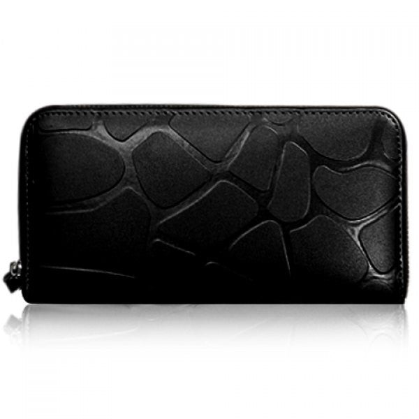 NEW ARRIVAL Stepping Stones Women's Wallet - Black - Alternative Measures -