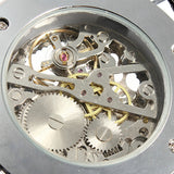 Steampunk Vintage Style Mechanical Wristwatch - Alternative Measures -  - 3