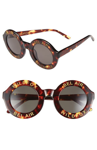 'Bel Air' 44mm Sunglasses - Alternative Measures