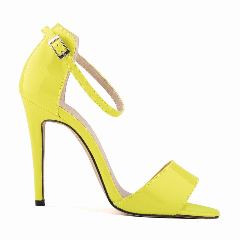 14CM High Heels Winter Party Pumps Women Spool Wedding Novelty Shoes Pointed Toe Ladies