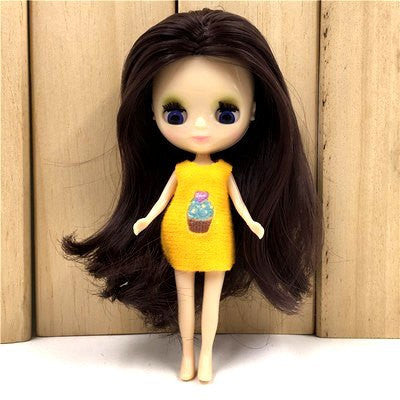 DIY Doll Making Nude Factory Mini Blythe - Custom 10cm Blythe Dolls High Quality Doll Supplies - No Clothes - Free Shipping Worldwide - Alternative Measures