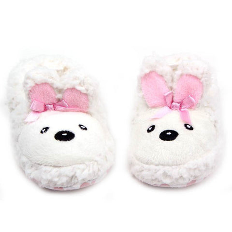 0-12M Baby Girls Boy Toddlers Warm Plush Slippers Soft Prewalker Shoes Newborn Free Shipping L4 - Alternative Measures