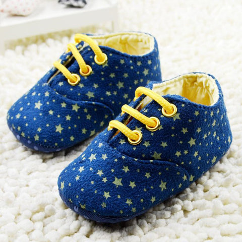 0-18M Toddler Baby Boy Girls Blue Soft Sole Crib Shoes Infant Sneakers First Walkers 2016 Hot L4 - Alternative Measures