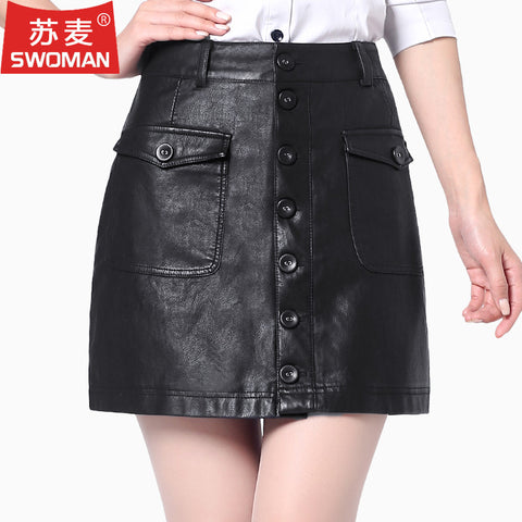 2016 spring punk rave retro party goth visual kei womens fashion black sexy skirt - Alternative Measures