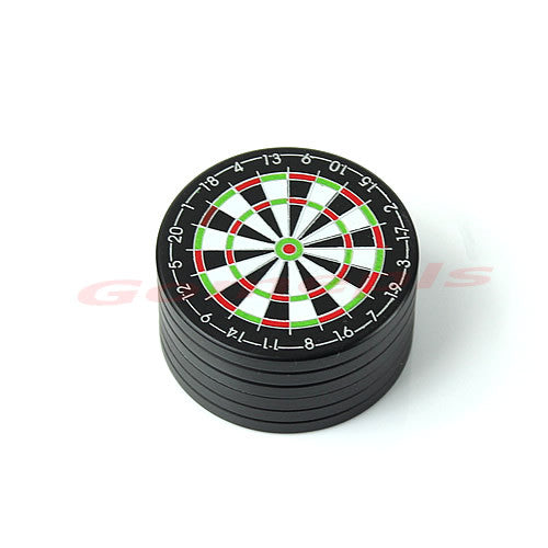 1 PC Darts Shaped Herbal Herb Tobacco Grinder Smoke Crusher hand Muller NEW - Alternative Measures