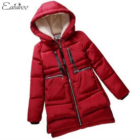 1PC 2016 Winter Jacket Women Hooded Cotton Padded Coat Plus Size Thickening Parkas For Women Winter BB0004 - Alternative Measures
