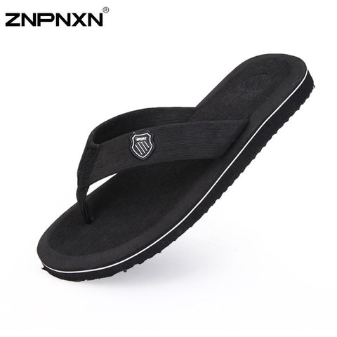 2015 New Beach Shoes Men Beckham Summer Slipper Fashion Brand Rubber Men Flip Flops Shoes Casual Men Sandals Fast Shipping - Alternative Measures