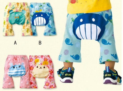 1PC Children's Animal PP Pants Baby Boys Girls Trousers Summer Baby Clothing Kid Wear Kids Legging Newborn Cloth - Alternative Measures