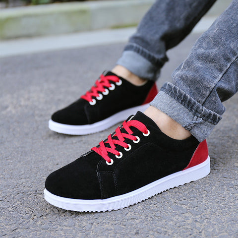 2016 New Flats Fashion Men Shoes Mens sprot shoes Casual Breathable Shoes flat shoes Loafers - Alternative Measures