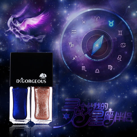 15ml*2pcs BK Holographic Peel Off Liquid Nail Polish Art Latex Nail Liquid Nail Polish Easy Clean Gel Coat - Alternative Measures