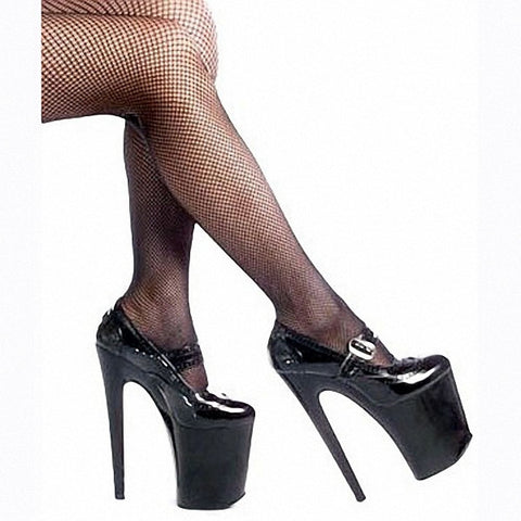 20 cm high waterproof Taiwan female stiletto heels single shoe color matching club in Europe and America - Alternative Measures