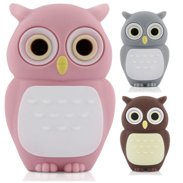 100% real capacity owl pen drive plastic owl 32gb usb flash drive, flash memory stickgift 64gb pendrive Alternative Measures - Alternative Measures