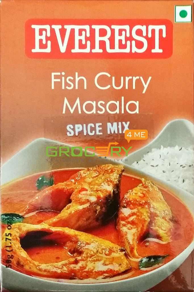 Fish Curry Masala (Everest)