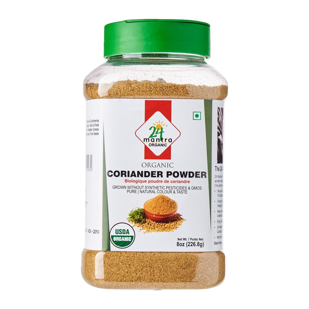24 Mantra Coriander Powder (8oz)