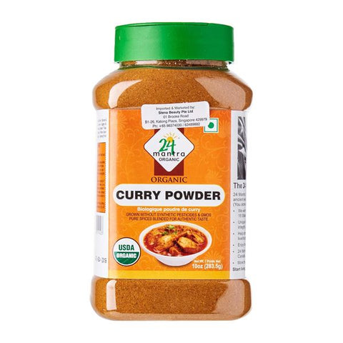 24 Mantra Curry Powder (10oz)