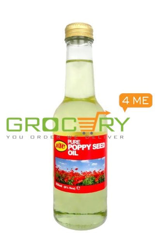 Poppy Seeds Oil (KTC) 250ml