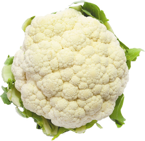 Cauliflower (1 Small Piece) (Approx 1.2~1.5 Lb) 18 Vegetables