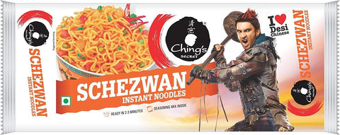 Chings Secret Schezwan Noodles - 240Gm 11 Snacks