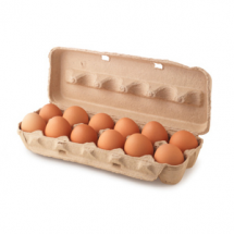 Organic Brown Eggs Grade Aa (12 Count) 19 Dairy